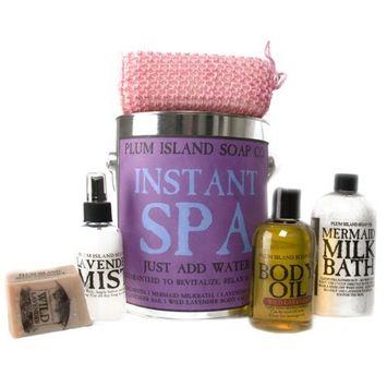 Instant Spa Gift Set - Lavender [Lavender]