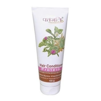 PATANJALI Hair Conditioner Protein (100 Grams)