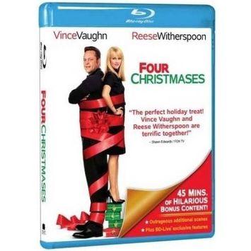Alliance Entertainment Llc Four Christmases (blu-ray Disc)
