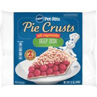 Pillsbury Pet-Ritz Deep Dish Pie Crusts 2 Ct, 12 oz