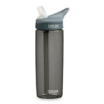 CamelBak eddy 0.6L Reusable Water Bottle, Charcoal