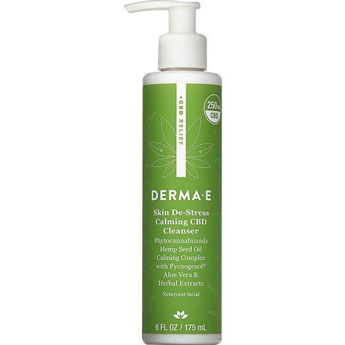 Derma E Skin De-Stress Calming CBD Cleanser