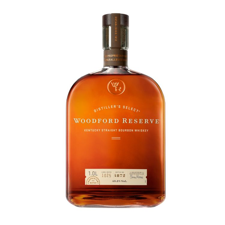 Woodford Reserve Kentucky Straight Bourbon Whiskey, 90.4 Proof