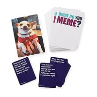 What Do You Meme Party Card Game