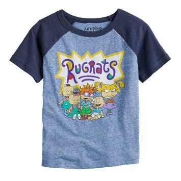Toddler Boy Jumping Beans® Rugrats Raglan Graphic Tee