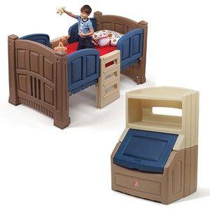 Boy's Loft & Storage Bedroom Set