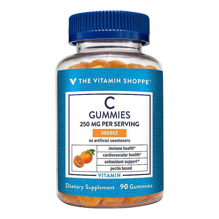 The Vitamin Shoppe Vitamin C Gummies - 90 Count, 90 CT