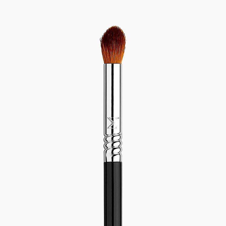 Sigma Beauty E44 Firm Blender Brush - Black/Chrome