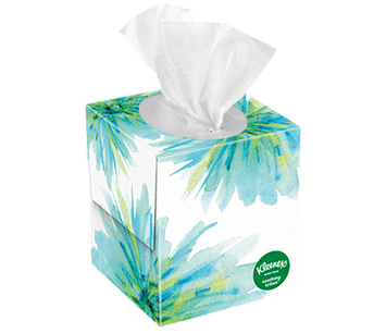 Kleenex® Soothing Lotion™ Tissues