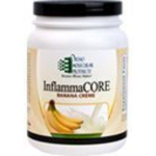 Ortho Molecular Products, InflammaCore Banana Creme 707 g [Banana Creme]