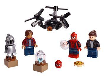 Spider-Man y el Asalto al Museo