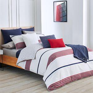 Milady Red Comforter Set