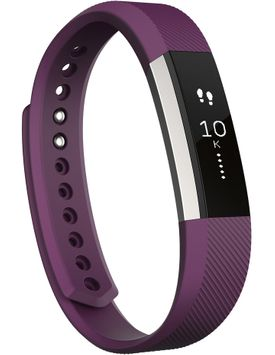 Alta Fitness Wristband Plum - Large