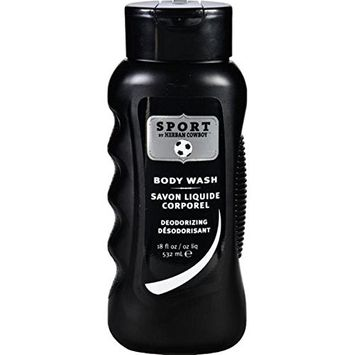 Herban Cowboy Body Wash Sport