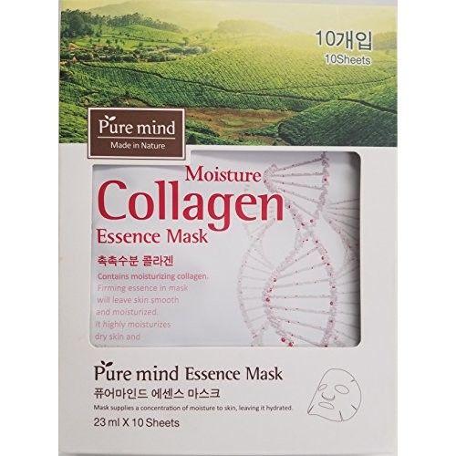 Pure mind Essence Mask (Moisture Collagen)