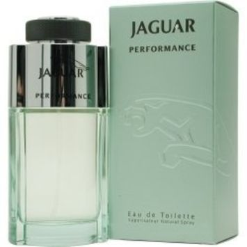 Jaguar Performance By Jaguar For Men Edt Spray 3.4 oz