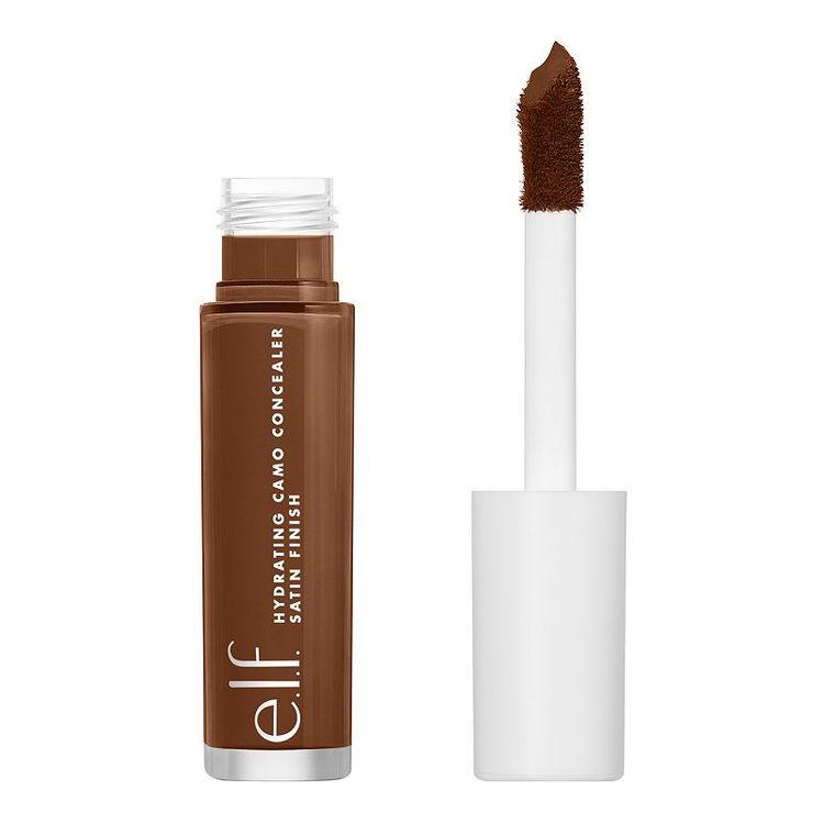 e.l.f. Hydrating Camo Concealer - Rich Ebony - 0.203 fl oz