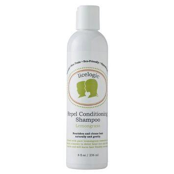 Licelogic Repel Conditioning Shampoo Lemongrass