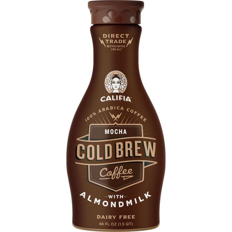 Califia Farms Mocha Cold Brew Coffee