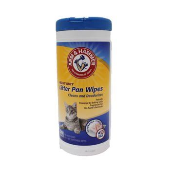 AH LITTER PAN WIPE- 30CT