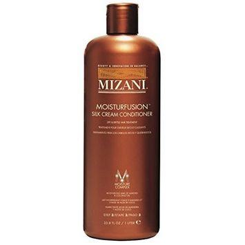 Mizani Moisturfusion Silk Cream Conditioner, 33.8 Ounce