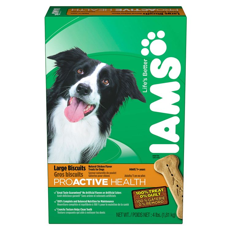 Iams™ Original Formula Large Biscuits For Dogs