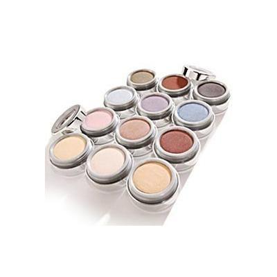 Compressed Eye Shadows in Platinum