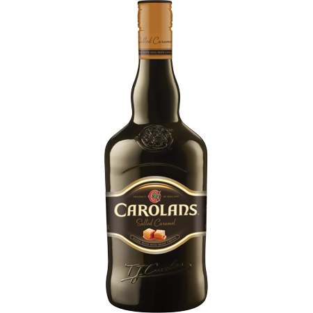 Carolan's Salted Caramel 750ml