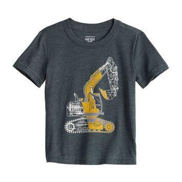 Toddler Boy Jumping Beans® Truck Graphic Tee