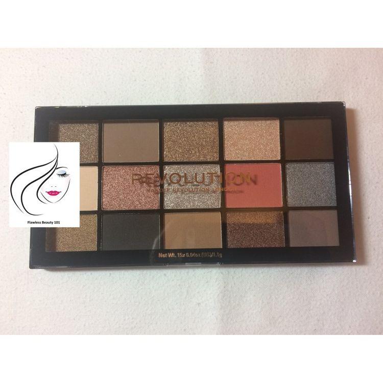 Makeup Revolution Reloaded Palette - Hypnotic / Brand Sealed