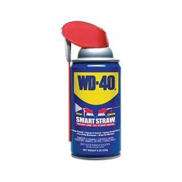 Wd-40 Smart Straw Spray Lubricant, 8 Oz Can