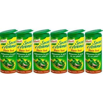 French Secret South Aromat Knorr-Secret D Aromes Plein Sud-6 Can Pack