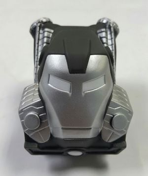 Jazware Chuck and Friends Marvel War Machine Vehicle