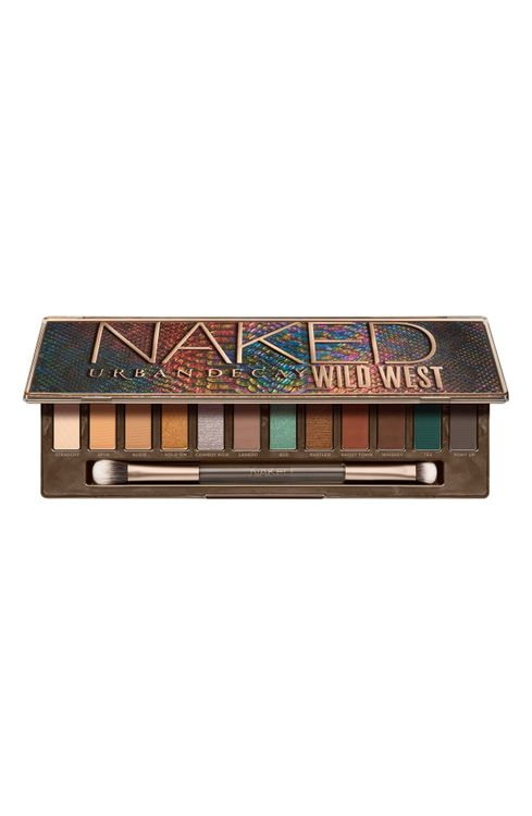 Urban Decay Naked Wild West Eyeshadow Palette - No Color