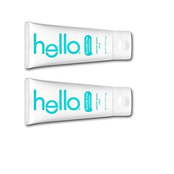 Oral Care hello Toothpaste,all Natural 2 Pack 4.2 oz each