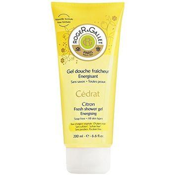 Roger & Gallet Citron Fresh Shower Gel 200ml