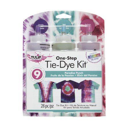 Tulip Medium Paradise Punch Tie Dye Kit, 3 Piece