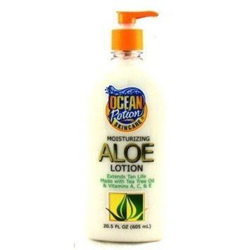 Ocean Potion Aloe Lotion 20.5 oz. Pump (Case of 6)