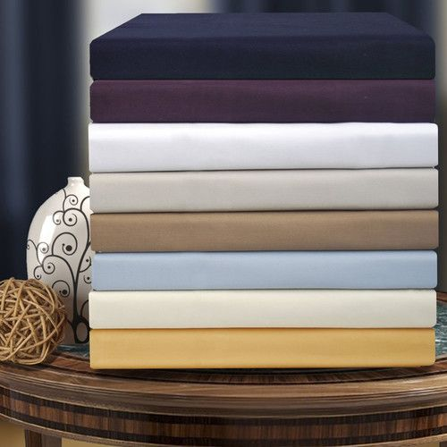 1000 Thread Count Cotton Blend Sheet Set – Wrinkle Resistant – Flat Sheet – Fitted Sheet – Pillow Case [bed_size: bed_size-king]