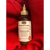 African Pride Moisture Miracle Strengthen & Protect 5 Essential Oil with Vitamin E (4oz)