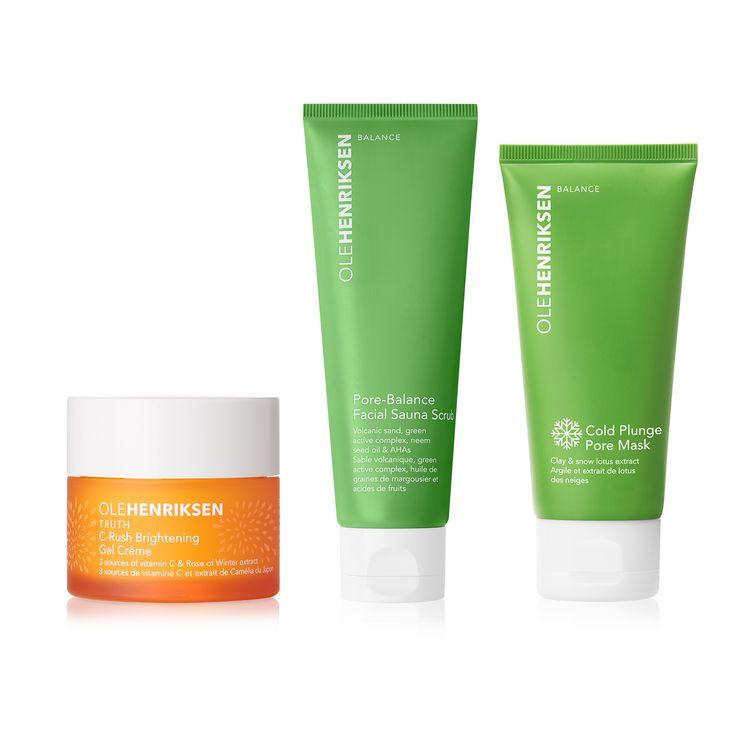 Ole Henriksen Hygge Self-Care Skincare Set