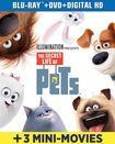 Secret Life Of Pets Blu-ray