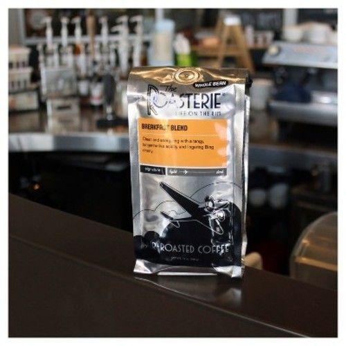 The Roasterie Breakfast Blend Whole Bean Coffee - 12oz