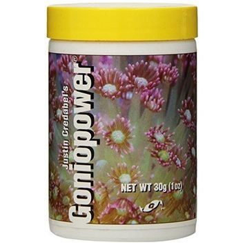 Two Little Fishies ATLGP1RTG Goniopower Advanced Zooplankton Diet, 30gm