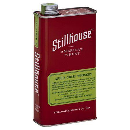 Stillhouse Apple Crisp Whiskey 750ml