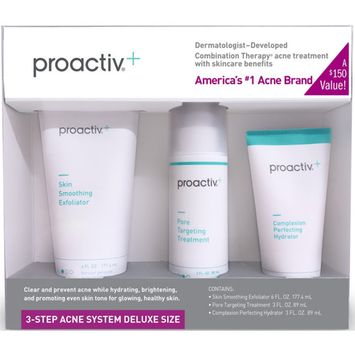Proactiv 3-Step System Deluxe Size