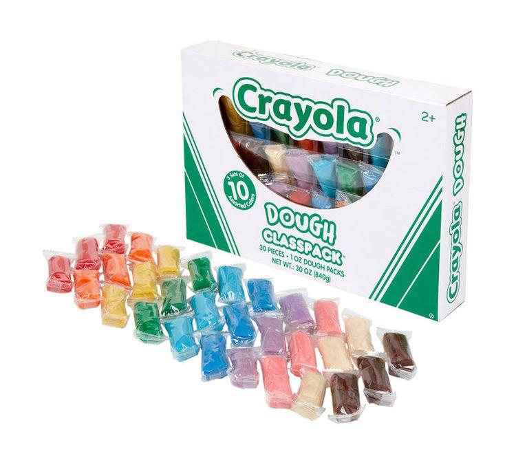 Crayola Dough Classpack