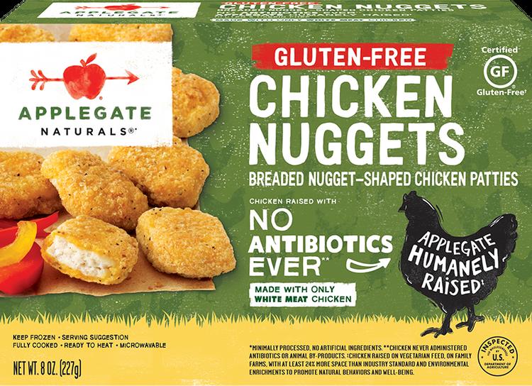 Applegate Natural Gluten-Free Chicken Nuggets