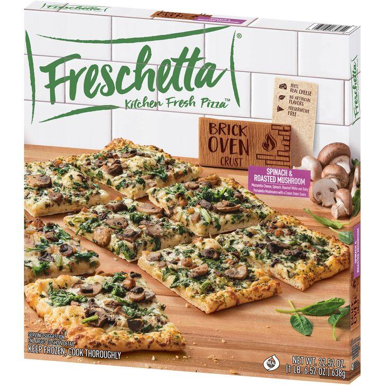 Freschetta Brick Oven Pizza
