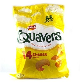 Walkers Quavers Cheese 12 Pack